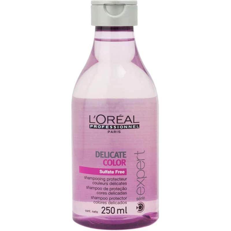 L'Oréal Professionnel Delicate Color - Shampoo 250ml