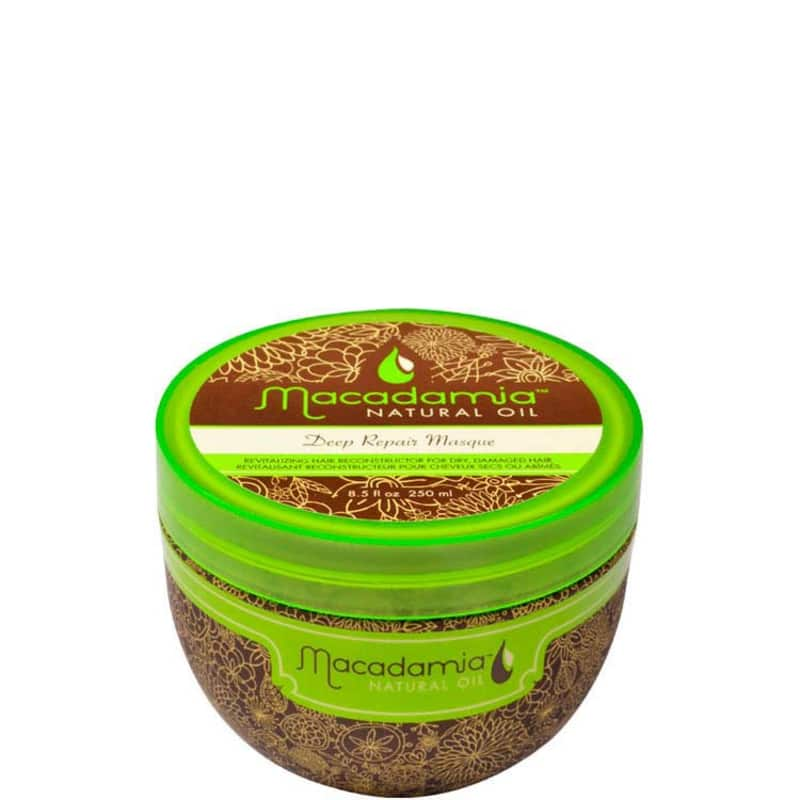 Macadamia Natural Oil Deep Repair Masque - Máscara de Tratamento 250ml