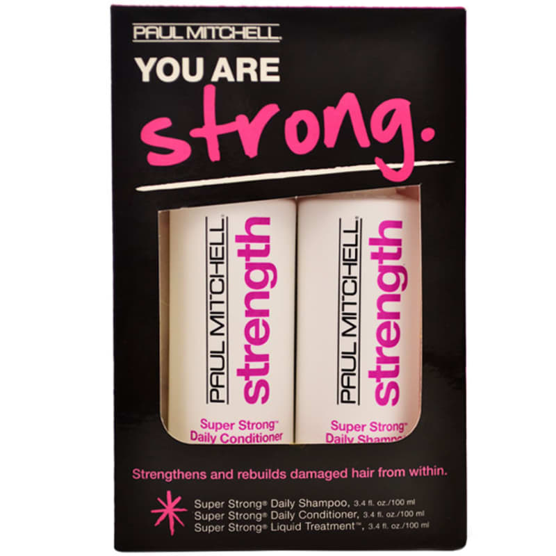 Paul Mitchell Strength You Are Strong Kit (3 Produtos)