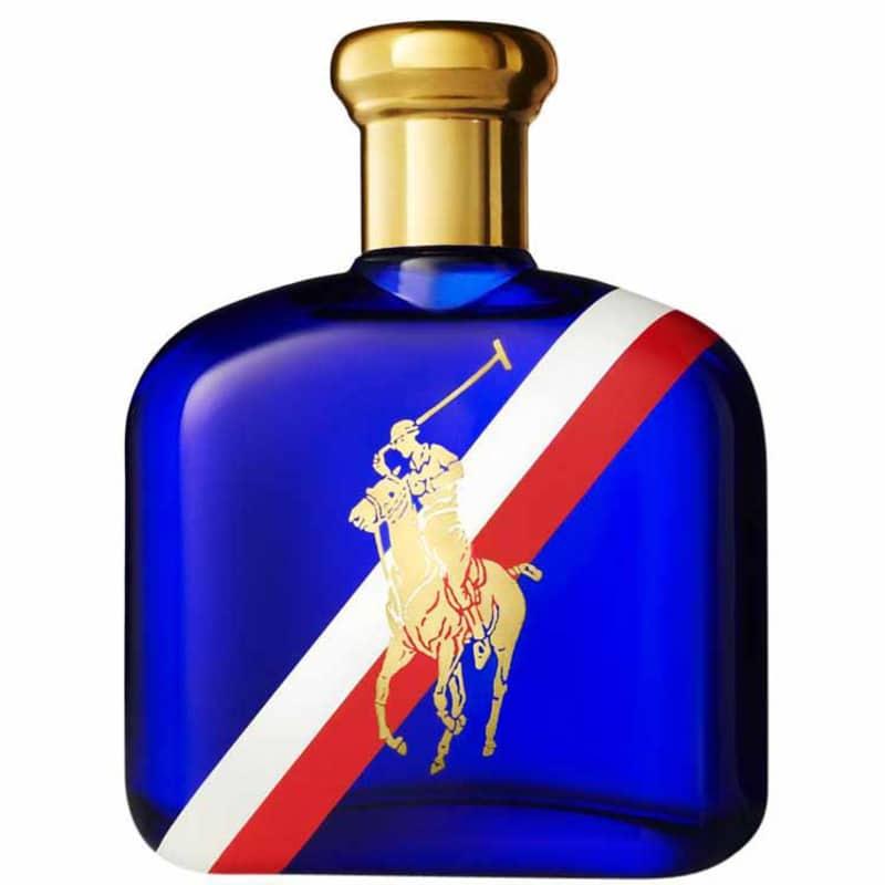 fc042a397fb Ralph Lauren Perfume Masculino Polo Red White Blue - Eau de Toilette ...