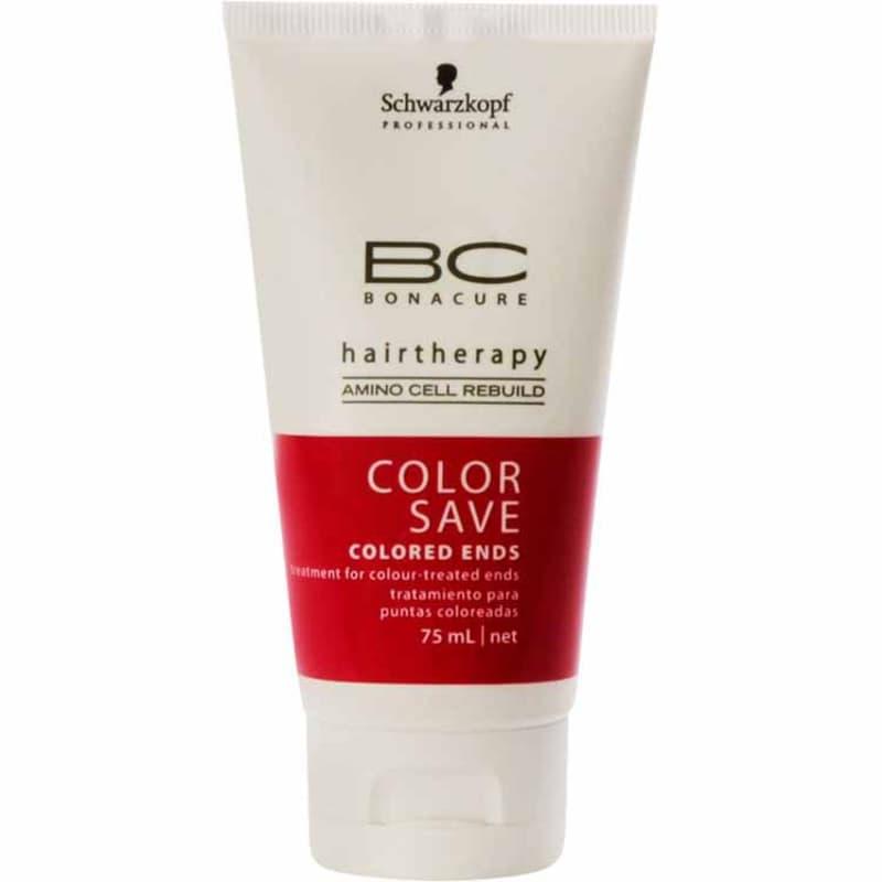 Schwarzkopf Professional BC Bonacure Color Save Colored Ends - Reparador de Pontas 75ml