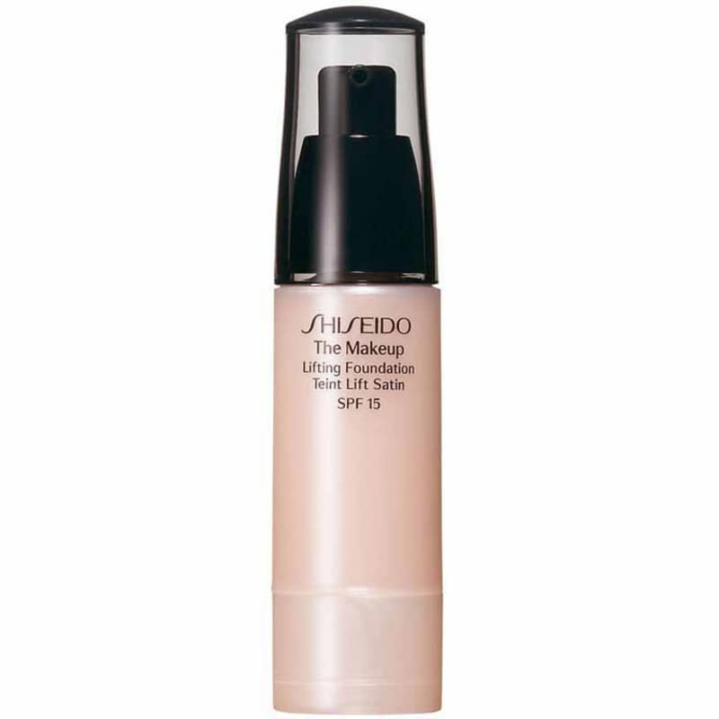 Shiseido Lifting Foundation - Base Cremosa I20 Light Ivory