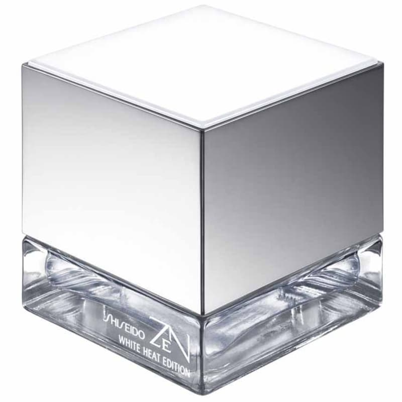 Shiseido Perfume Masculino Zen for Men White Heat - Eau de Toilette 50ml