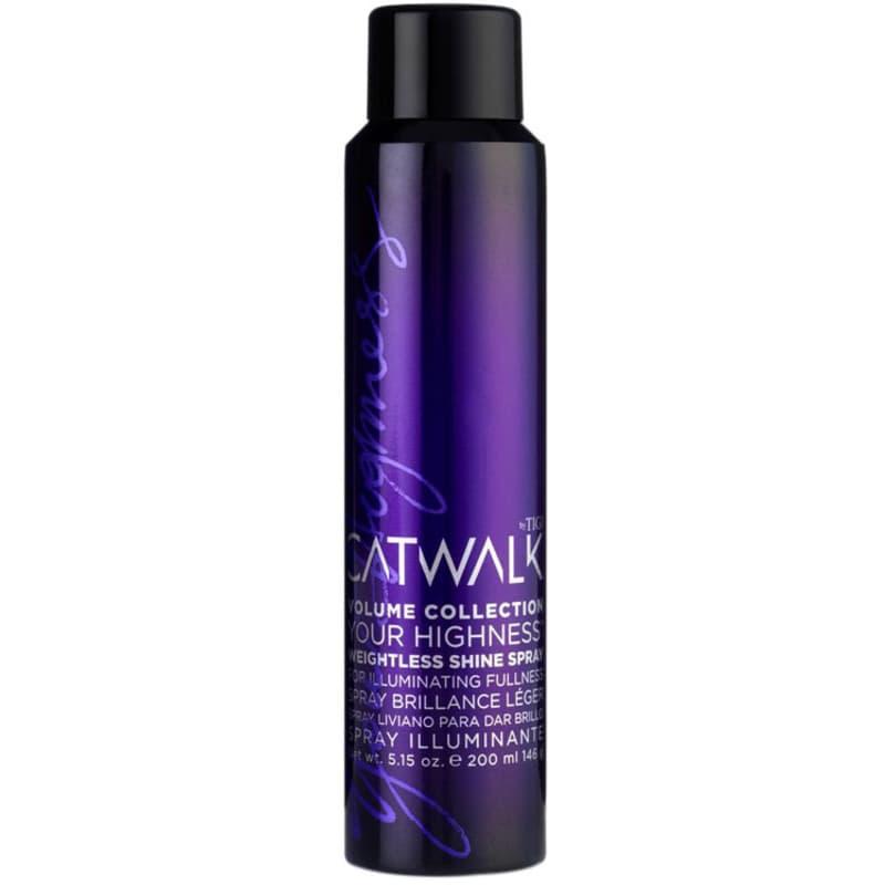 TIGI Catwalk Your Highness Weightless Shine Spray - Spray de Brilho 200ml