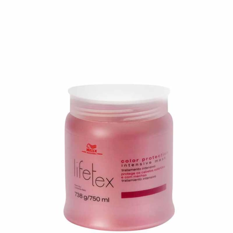 Wella Professionals Lifetex Color Protection Intensive Mask - Máscara 750ml