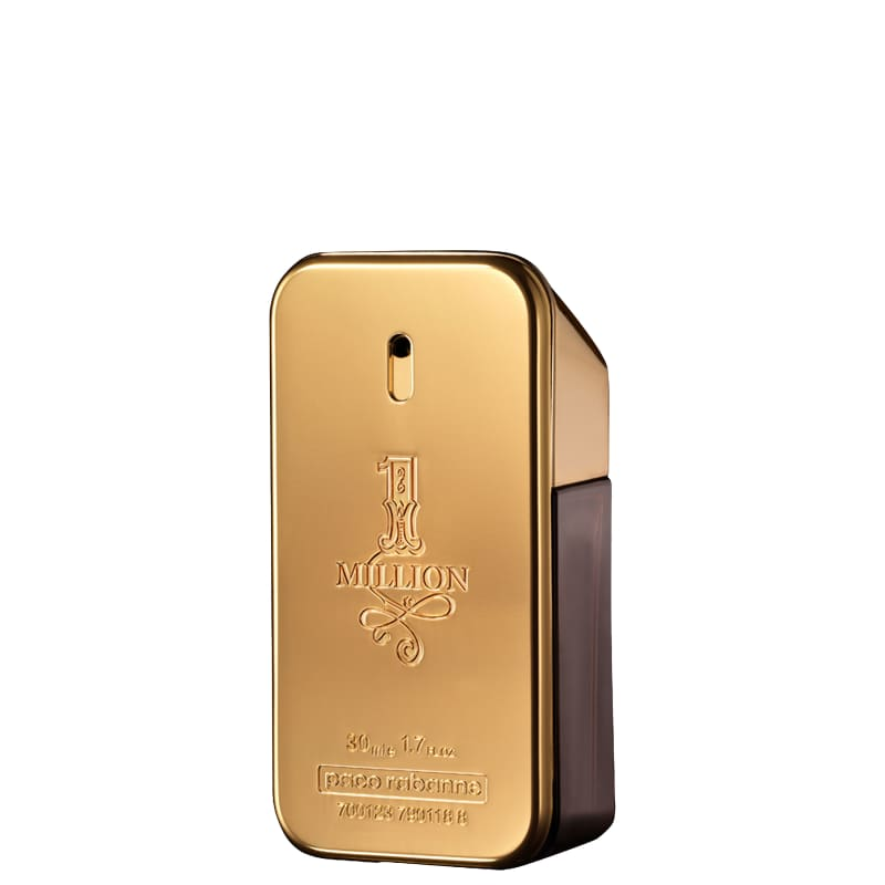 1 Million Paco Rabanne Eau de Toilette - Perfume Masculino 30ml