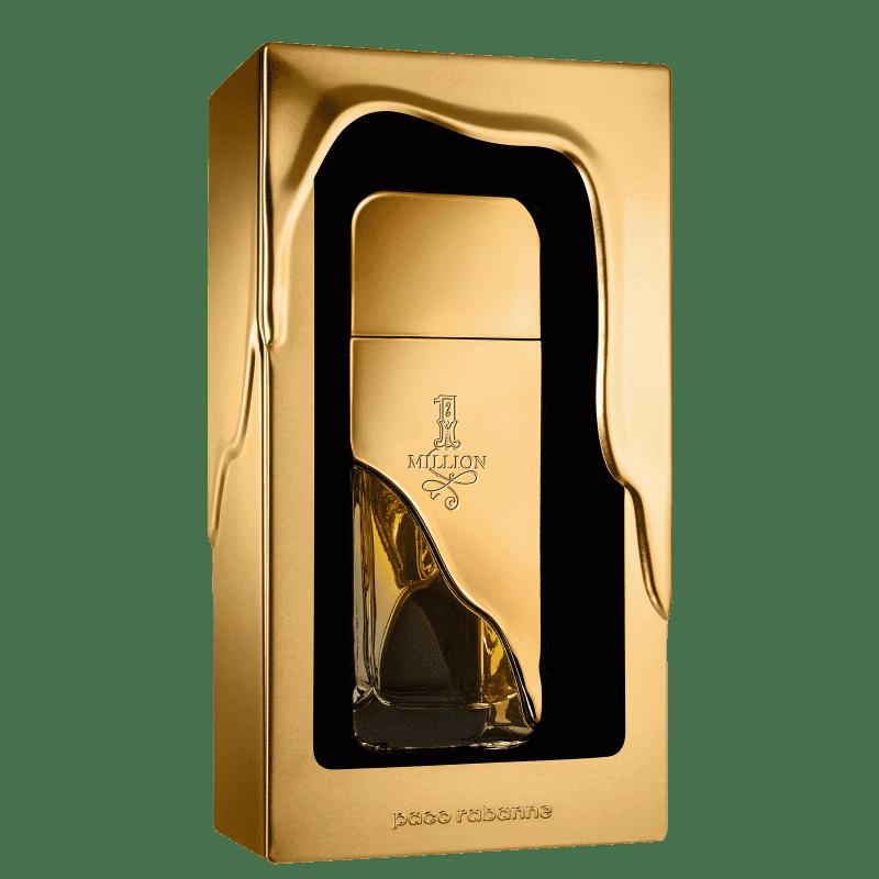 1 Million Paco Rabanne Edição de Colecionador Eau de Toilette - Perfume Masculino 100ml