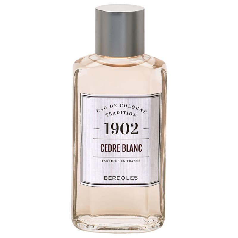 Cedre Blanc 1902 Tradition Eau de Cologne - Perfume Unissex 480ml