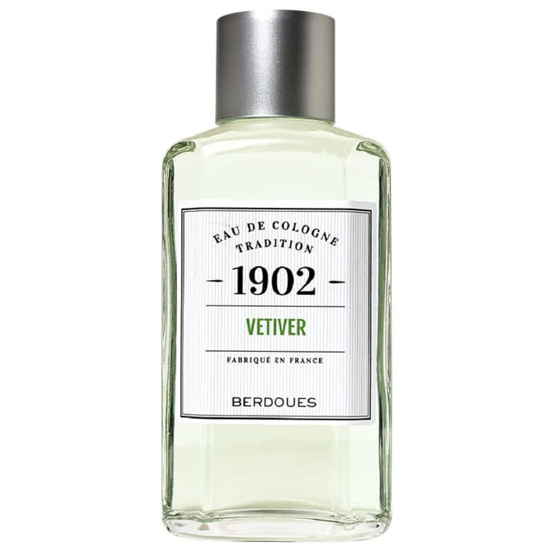 Vetiver 1902 Tradition Eau de Cologne - Perfume Unissex 245ml