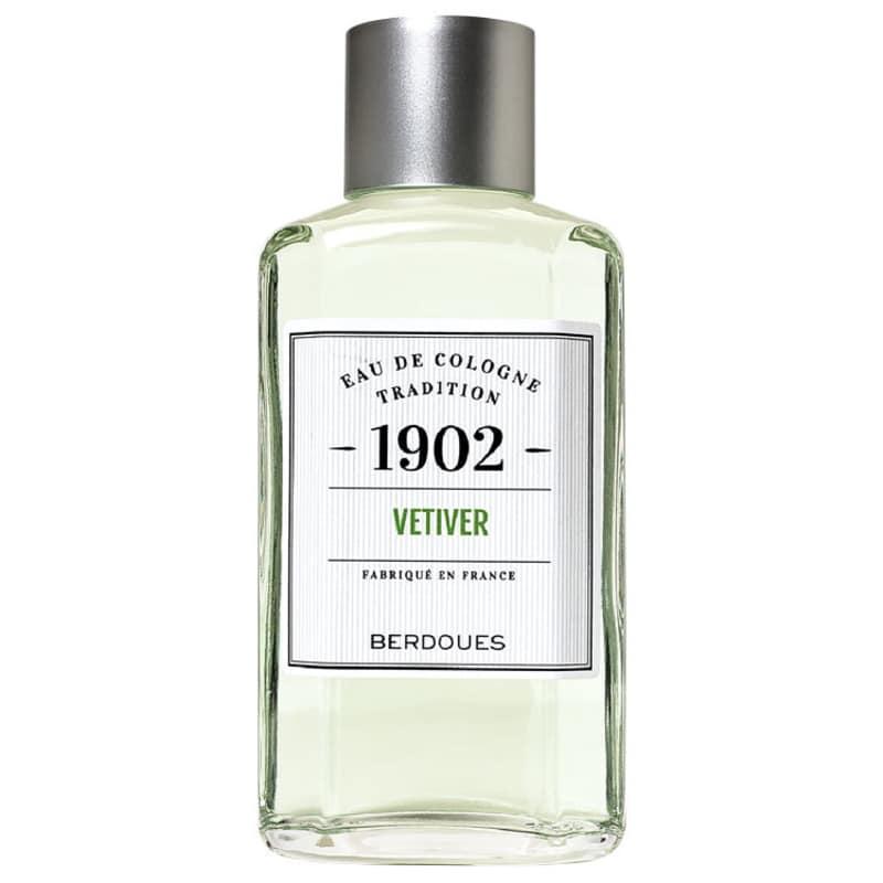 Perfume Vetiver 1902 Tradition Eau de Cologne Unissex 245ml