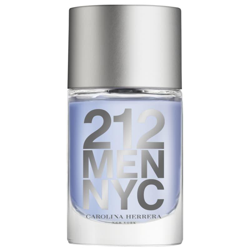 212 Men Carolina Herrera Eau de Toilette - Perfume Masculino 30ml
