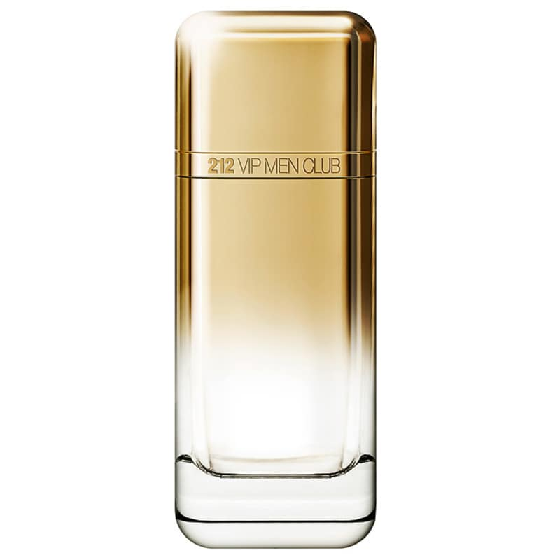 6899eaf4a 212 VIP Men Club Edition Carolina Herrera Eau de Toilette - Perfume  Masculino 100ml