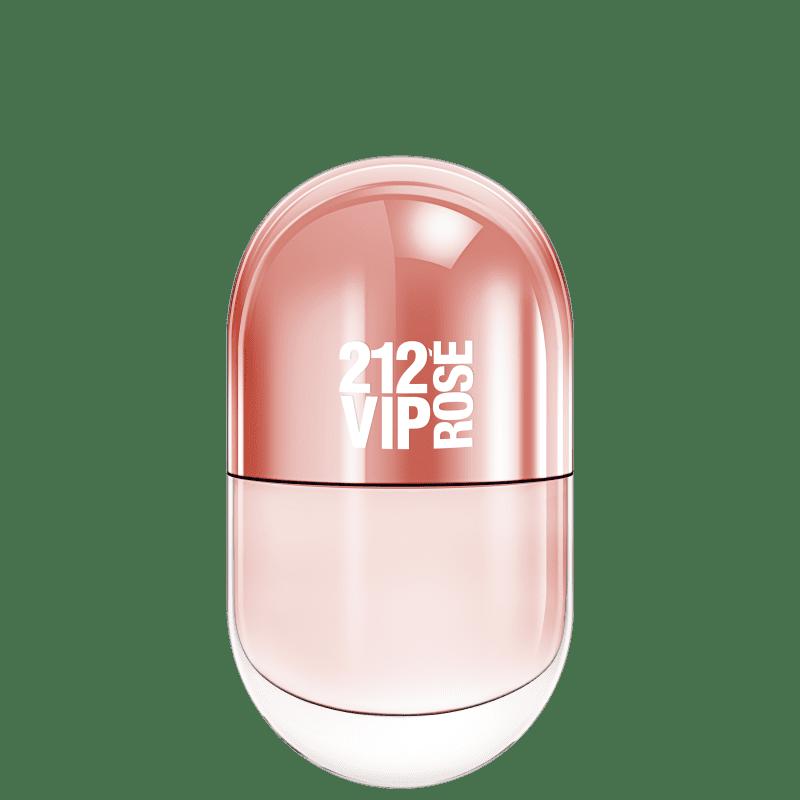 decc5ed50c 212 VIP Rosé Pills CH Carolina Herrera Eau de Parfum - Perfume Feminino 20ml