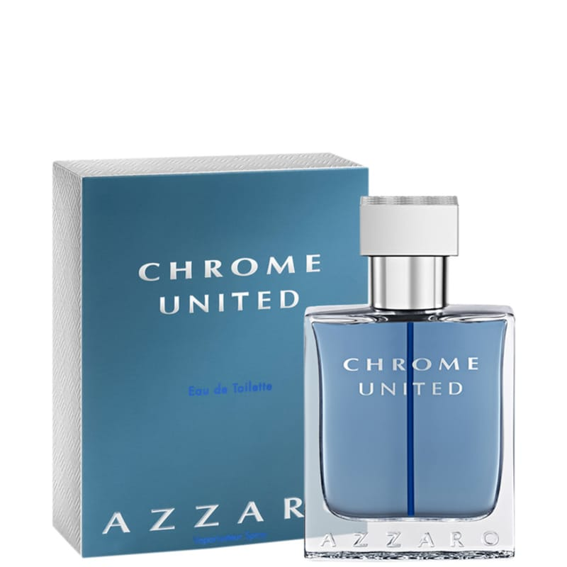 0d2bb8d8c9 Chrome United Azzaro Eau de Toilette - Perfume Masculino 30ml. ‹ ›