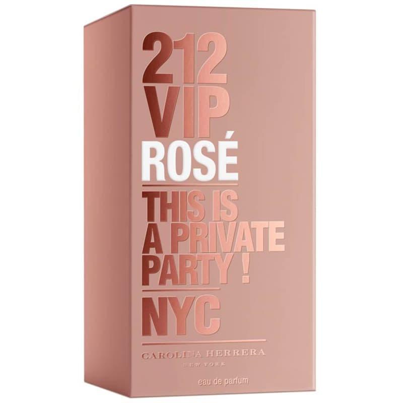 f7cfc63865a4d 212 VIP Rosé Carolina Herrera Eau de Parfum - Perfume Feminino 30ml