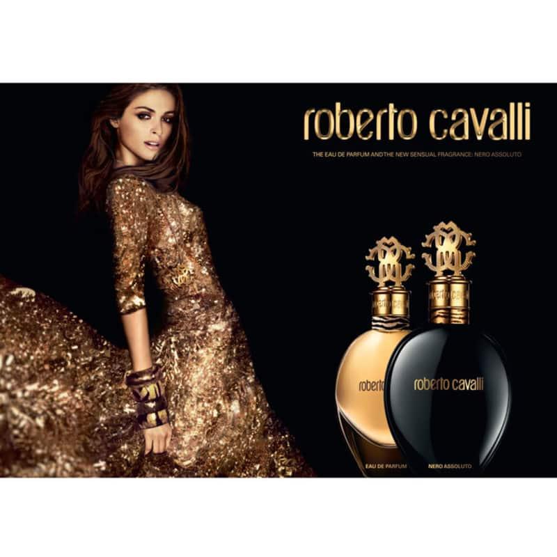 de7e665402c46 Nero Assoluto Roberto Cavalli Eau de Parfum - Perfume Feminino 50ml. ‹ ›
