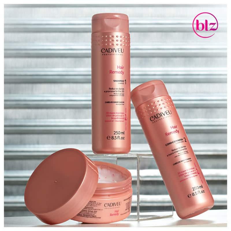 a802df0f1 Cadiveu Professional Hair Remedy - Máscara Capilar 200ml. ‹ ›