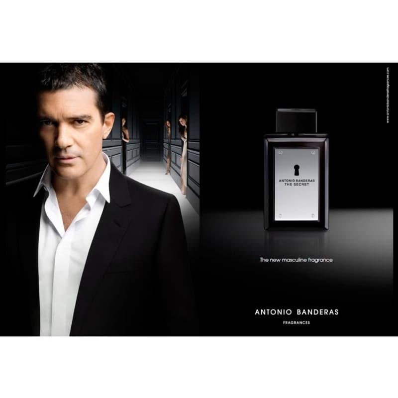 f9ca89113 The Secret Antonio Banderas Eau de Toilette - Perfume Masculino 30ml. ‹ ›