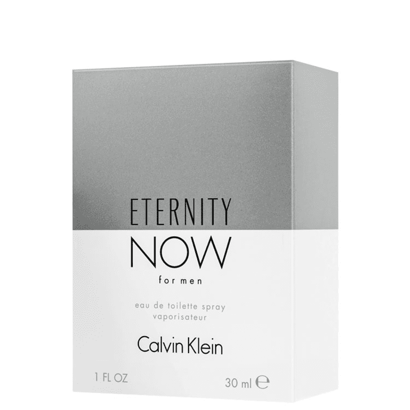 8bfbe3842 Eternity Now For Men Calvin Klein Eau de Toilette - Perfume Masculino 30ml