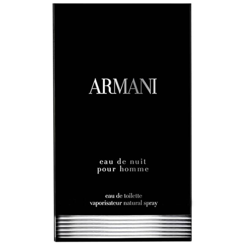 9867dadc4 Eau de Nuit Giorgio Armani Eau de Toilette - Perfume Masculino 100ml. ‹ ›