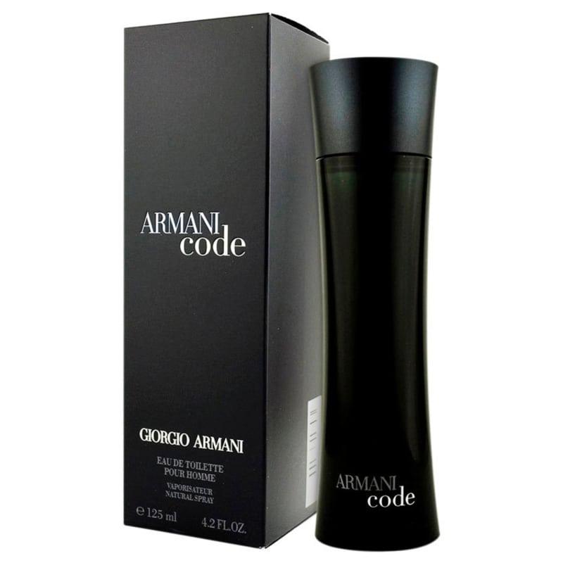 b992568e554 Armani Code Giorgio Armani Eau de Toilette - Perfume Masculino 125ml. ‹ ›