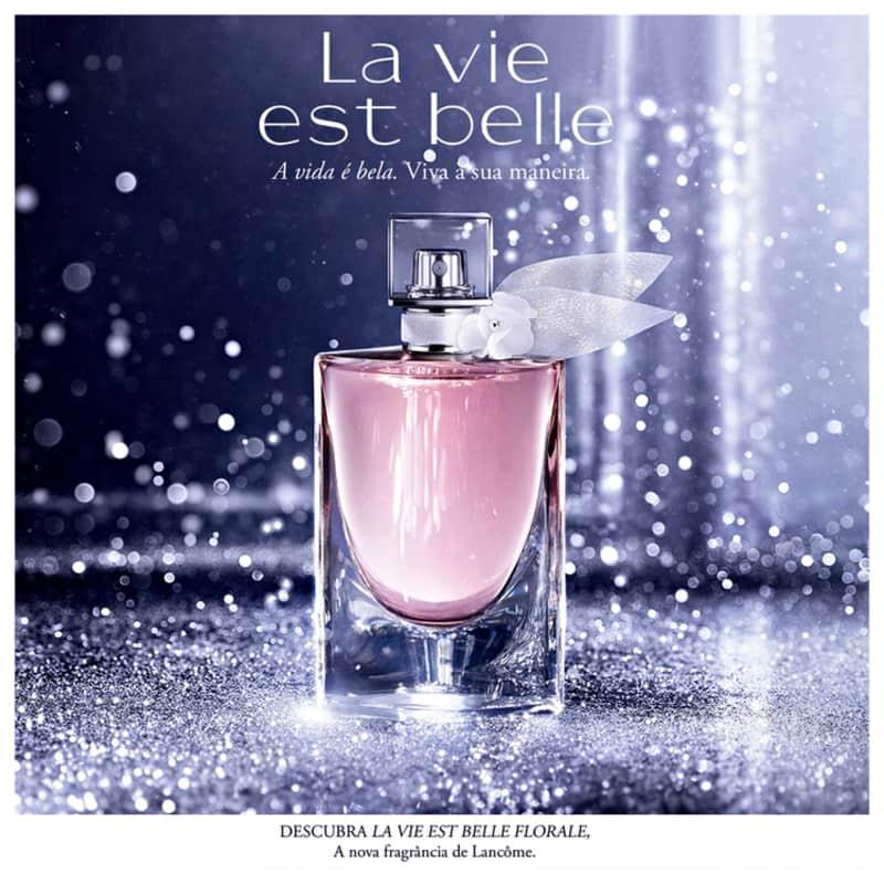 0014ce7c6 La Vie Est Belle Florale Lancôme Eau de Toilette - Perfume Feminino 50ml. ‹  ›