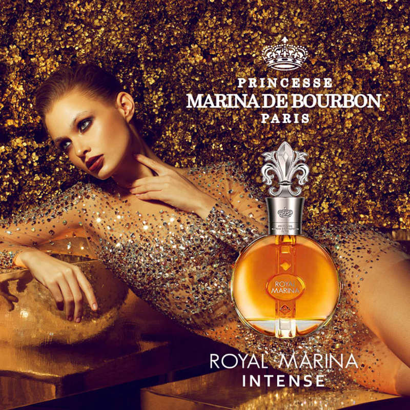 7a5b2a82b Royal Marina Intense Marina de Bourbon Eau de Parfum - Perfume Feminino  30ml. ‹ ›