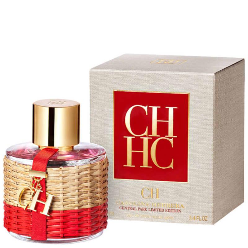 3ad0c7c7ba CH Central Park Carolina Herrera Eau de Toilette - Perfume Feminino 100ml