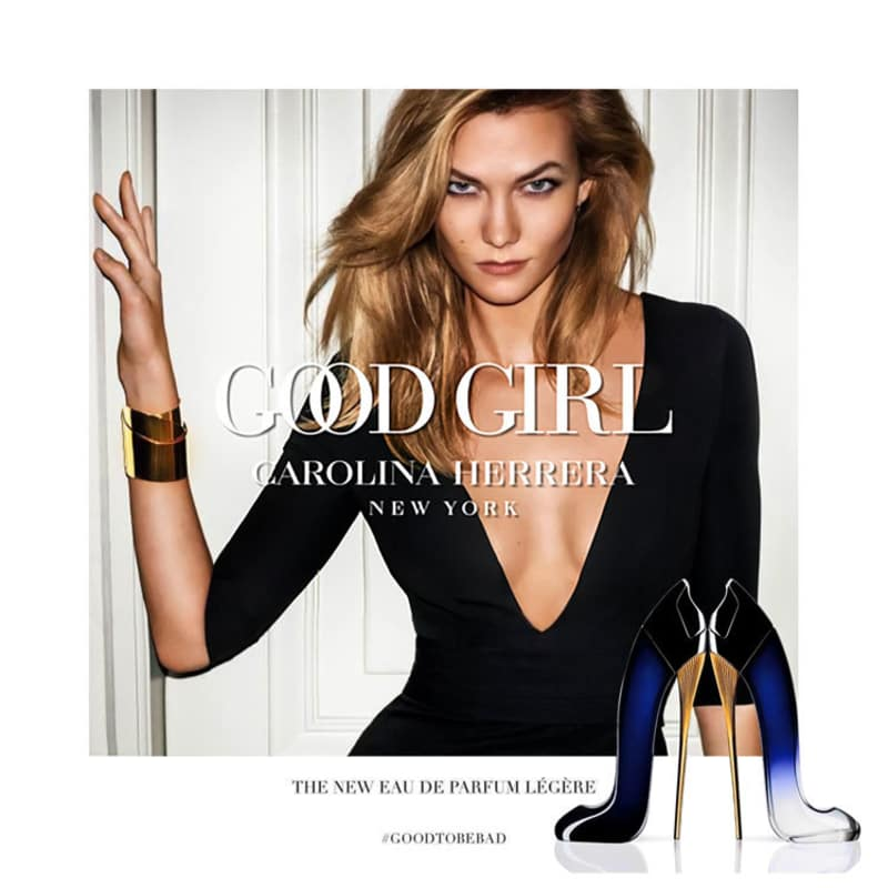 5373f8ece8 Good Girl Carolina Herrera Eau de Parfum - Perfume Feminino 80ml