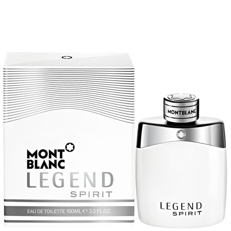 733d38ea05f Legend Spirit Montblanc Eau de Toilette - Perfume Masculino 100ml