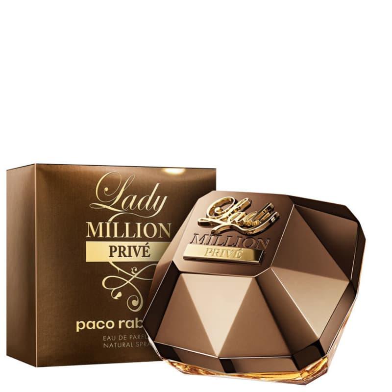 2aa537783068d Lady Million Privé Paco Rabanne Eau de Parfum - Perfume Feminino 30ml