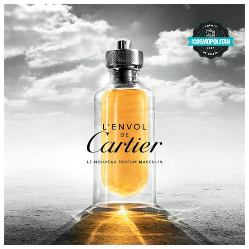 81e2803b887 L Envol de Cartier Eau de Parfum - Perfume Masculino 100ml