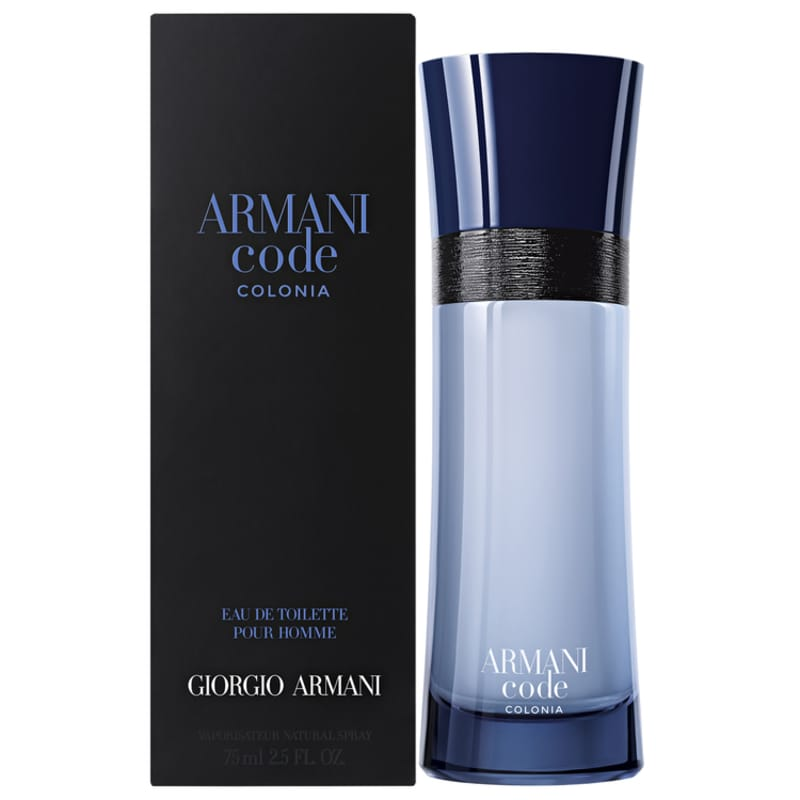 43fc2d67b09 Armani Code Colonia Giorgio Armani Eau de Toilette – Perfume Masculino  75ml. ‹ ›