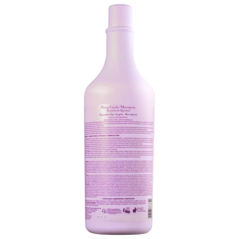 20150bfd0 G.Hair Inoar Plastica Capilar Marroquina Reconstrutor Capilar Marroquino -  Tratamento 1000ml