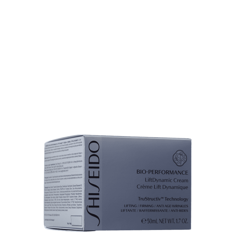 1b581158b Shiseido Bio-Performance Liftdynamic - Creme Anti-Idade 50ml