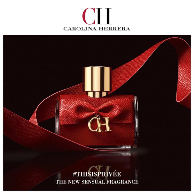 1a77f89ff3cfe CH Privée Carolina Herrera Eau de Parfum - Perfume Feminino 30ml