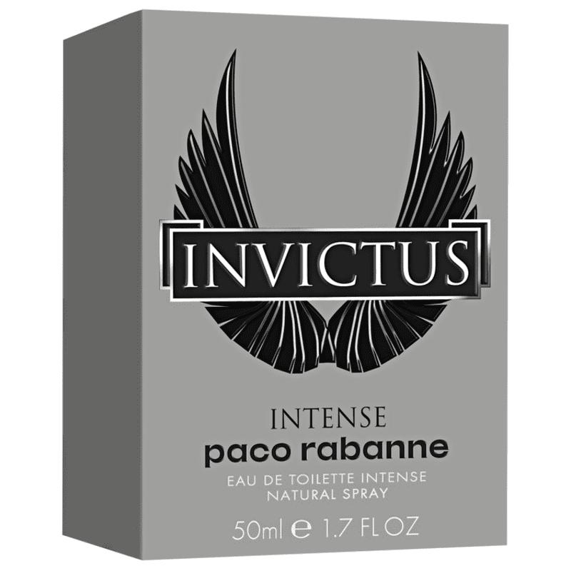 9a3e71c13 Invictus Intense Paco Rabanne Eau de Toilette - Perfume Masculino 50ml