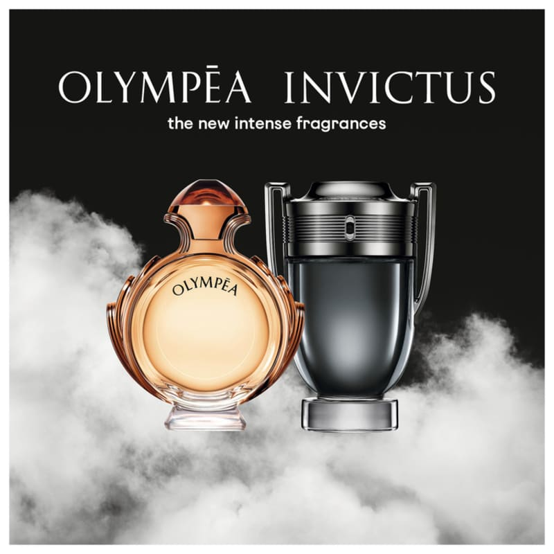 37cf3af66 Invictus Intense Paco Rabanne Eau de Toilette - Perfume Masculino 50ml. ‹ ›