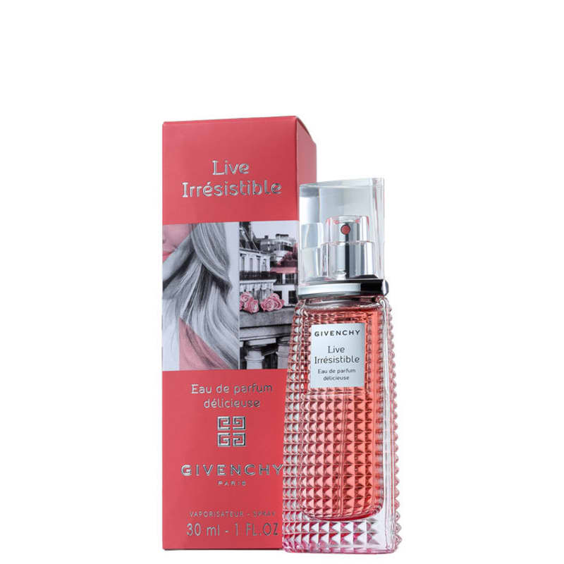7c4df6fcfb9 Live Irrésistible Délicieuse Givenchy Eau de Parfum - Perfume Feminino  30ml. ‹ ›
