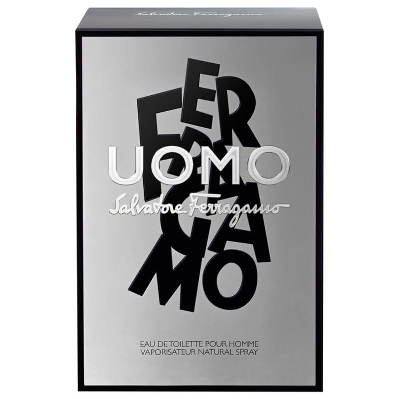 Uomo Salvatore Ferragamo Eau de Toilette - Perfume Masculino 30ml 760a93a415