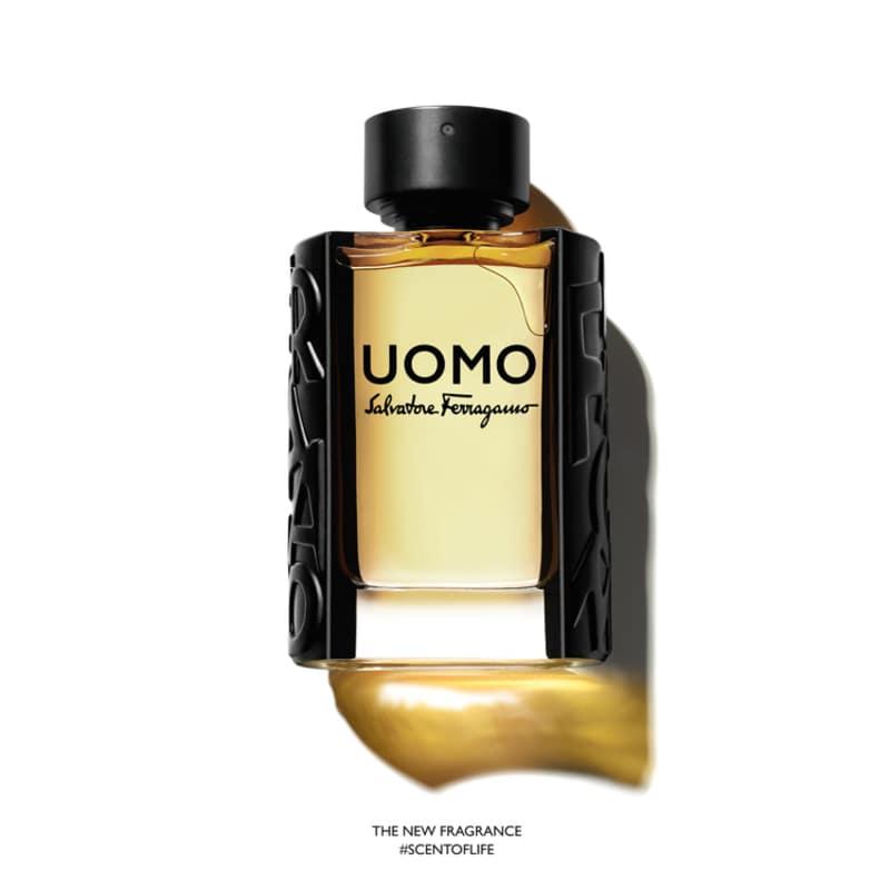Uomo Salvatore Ferragamo Eau de Toilette - Perfume Masculino 30ml. ‹ › abfc53a9df