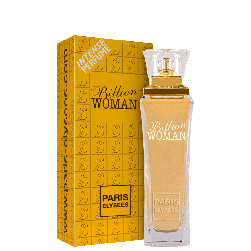 38788ed1d Billion Woman Paris Elysees Eau de Toilette - Perfume Feminino 100ml