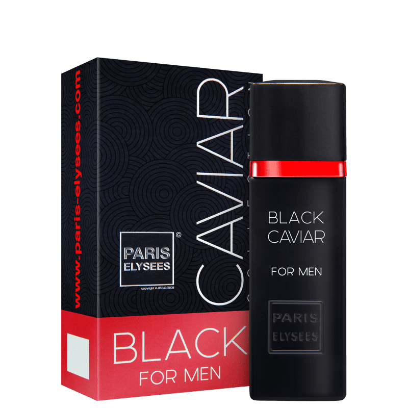 903d4950a Black Caviar Paris Elysees Eau de Toilette - Perfume Masculino 100ml