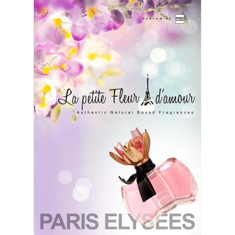 Fleur D Amour Paris Elysees Perfume Beleza Na Web