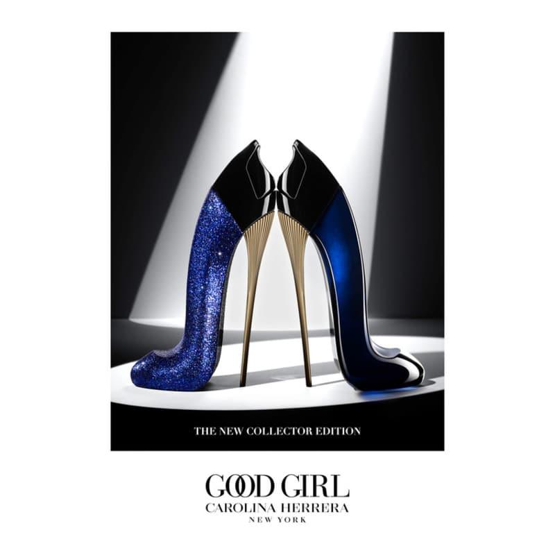 3824cb690da Good Girl Glitter Collector Edition Carolina Herrera Eau de Parfum - Perfume  Feminino 80ml. ‹ ›