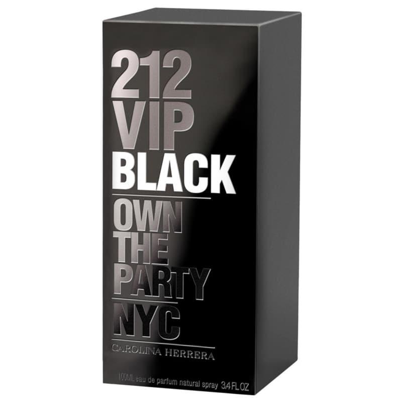 ed5c4f8cbb 212 VIP Black Carolina Herrera Eau de Parfum - Perfume Masculino 100ml