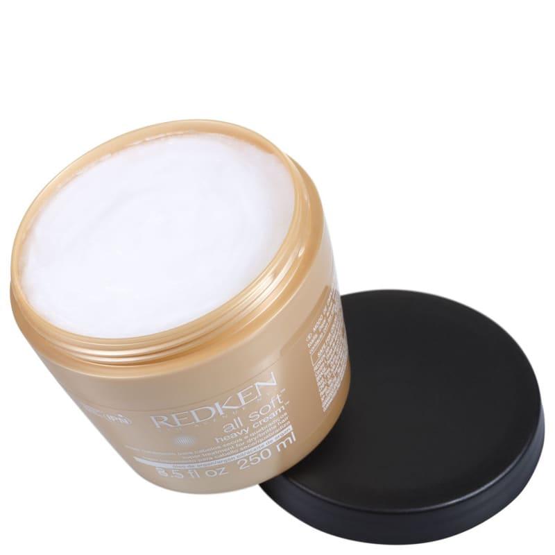 ab8c06a9306 Máscara Redken All Soft Heavy Cream de Hidratação   Beleza na Web