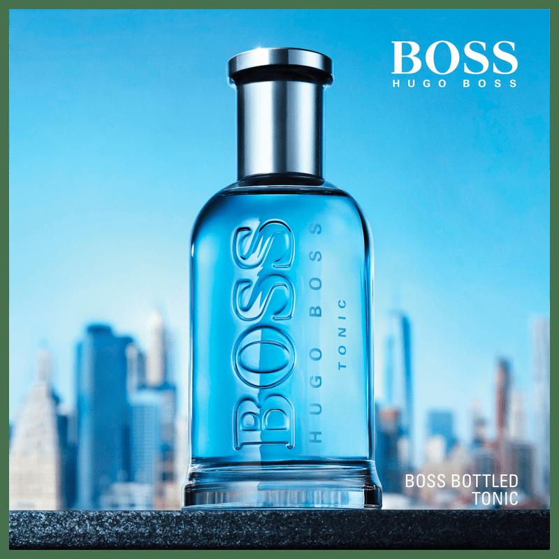 8ddb1b0d070b Boss Bottled Tonic Hugo Boss Eau de Toilette - Perfume Masculino 50ml. ‹ ›