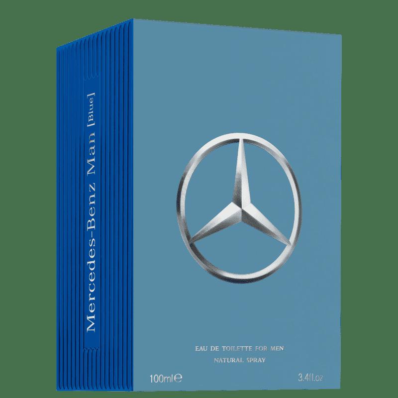 1ae5642bbb Mercedes-Benz Man Blue Eau de Toilette - Perfume Masculino 100ml