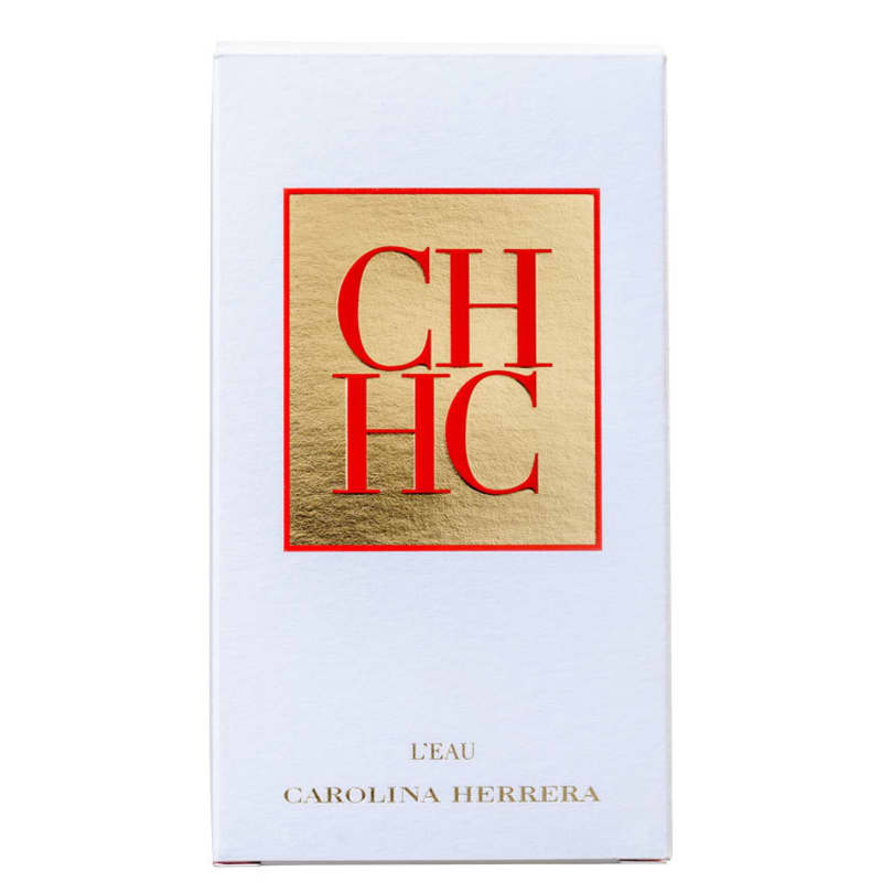 4568de718 CH L Eau Carolina Herrera Eau de Toilette - Perfume Feminino 100ml